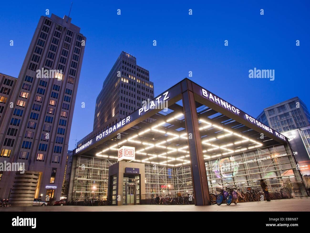 Casino Potsdamer Platz