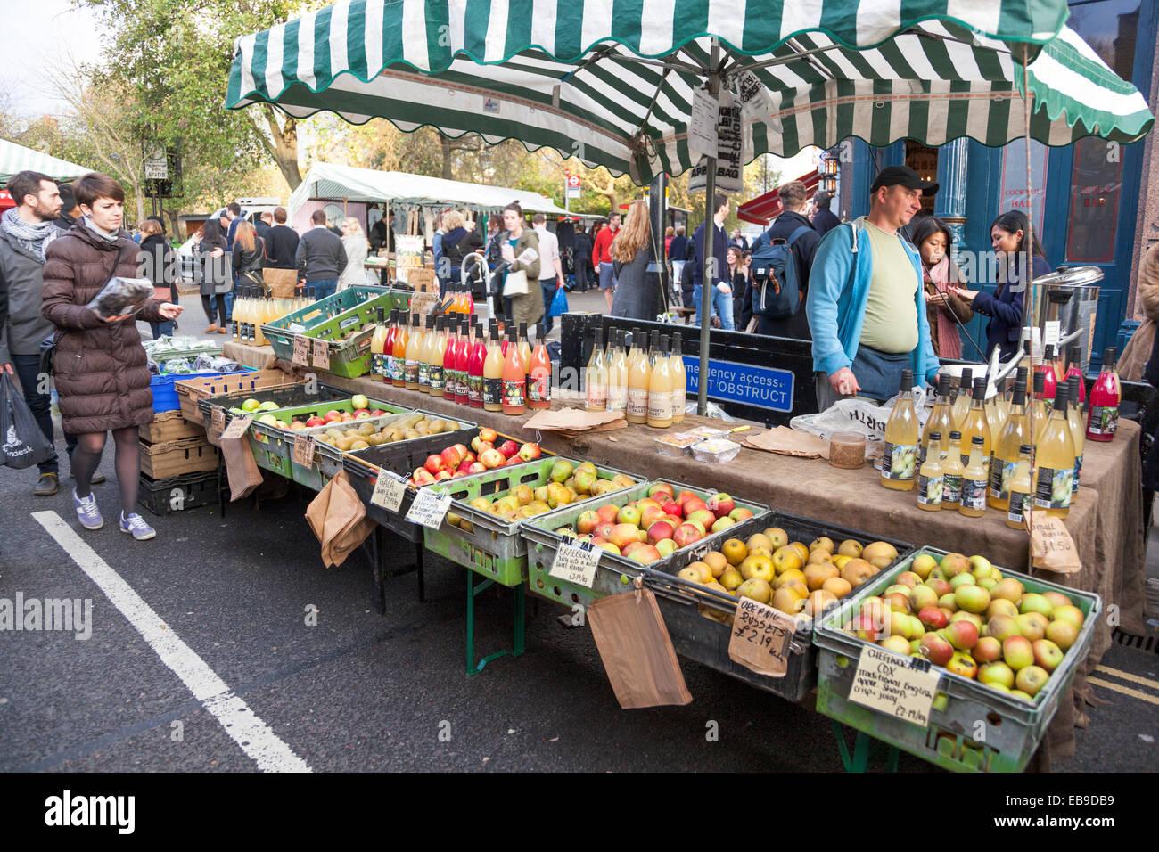 Hackney Street Food Market