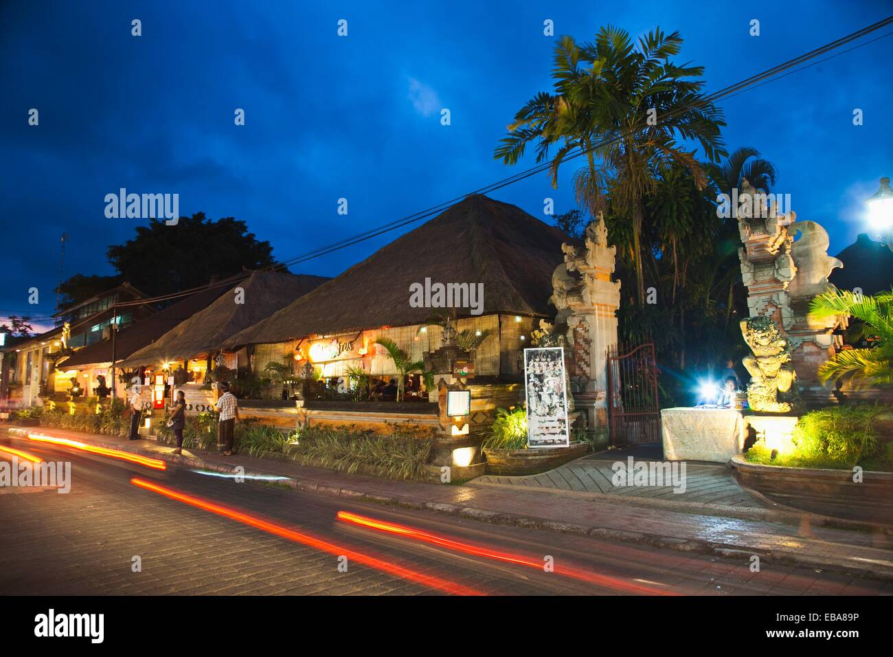 Lotus Cafe, Ubud, Bali, Indonesia Stock Photo, Royalty Free Image: 75828754