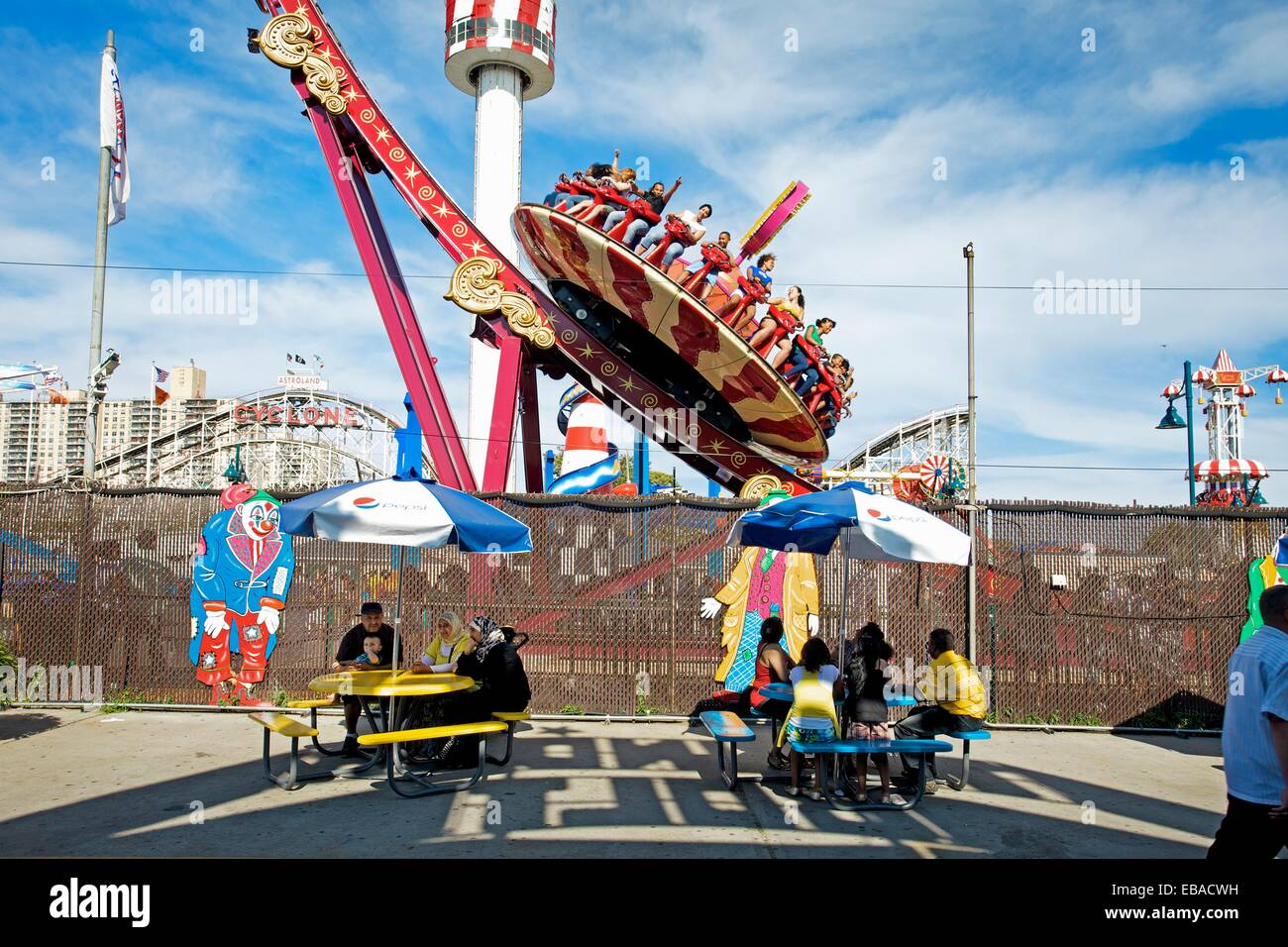 Acuario Coney Island New York
