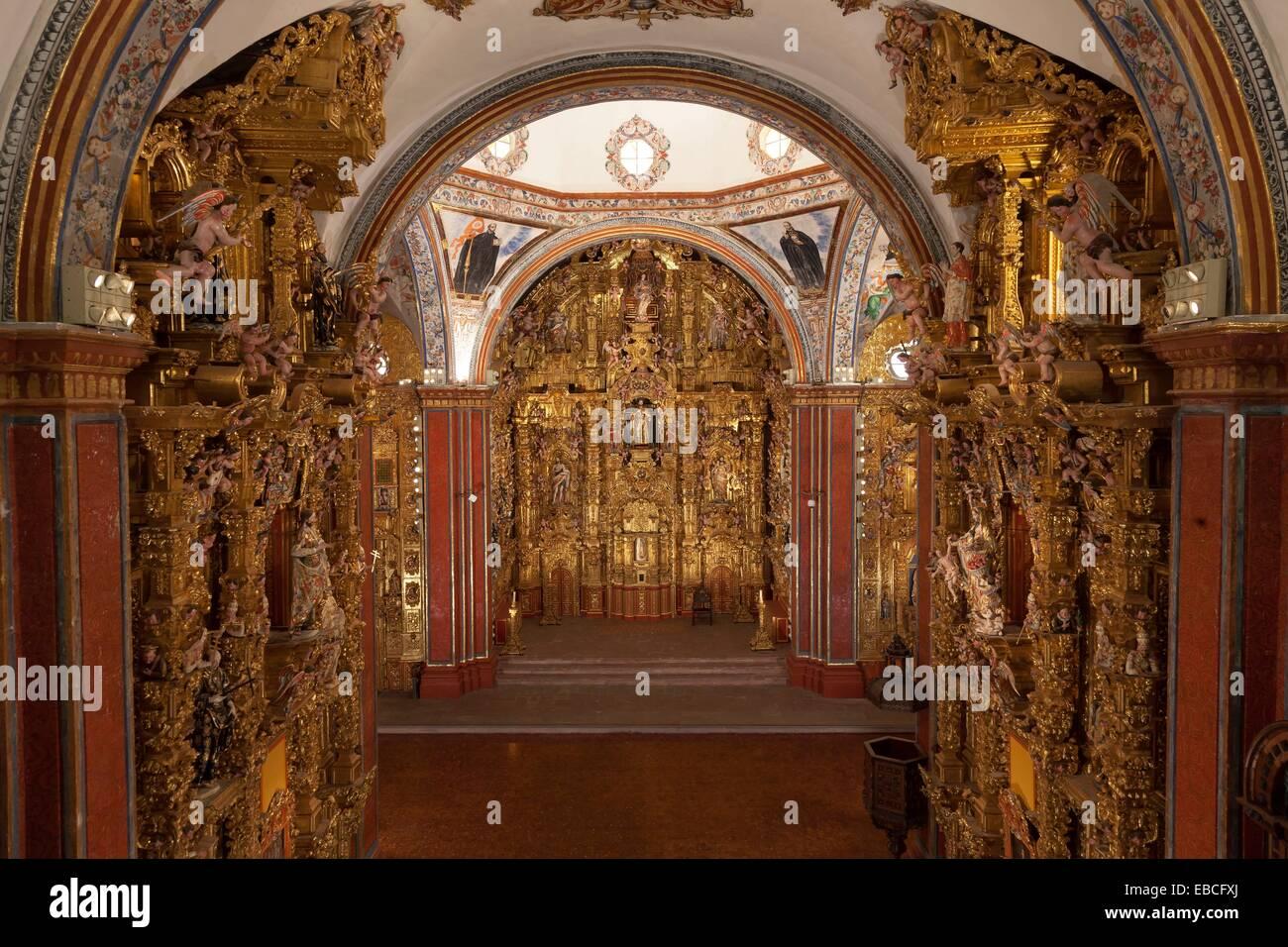 Altar altarpiece america art art museum baroque building for Churches of baroque period