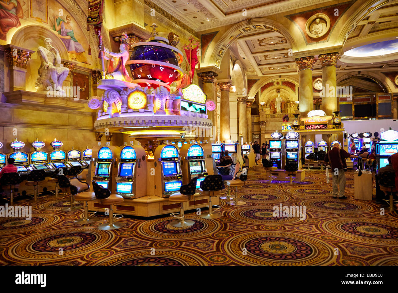 caesars palace slot machines