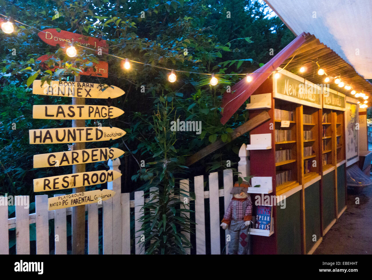 Book Barn In Niantic Ct Stock Photo Royalty Free Image