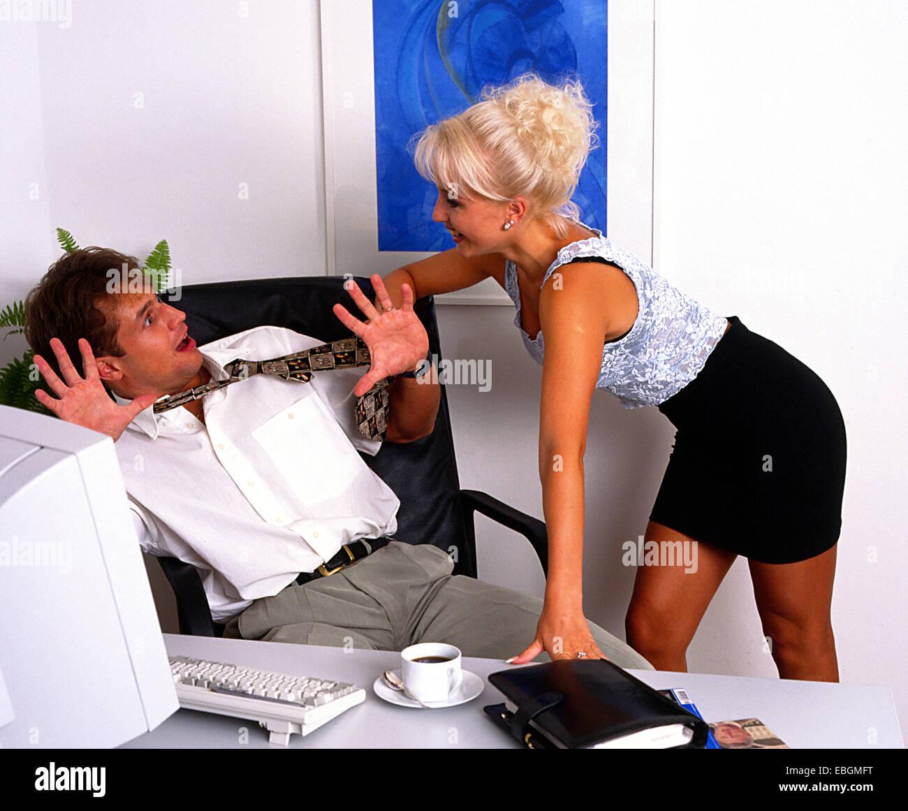 секс у офиса