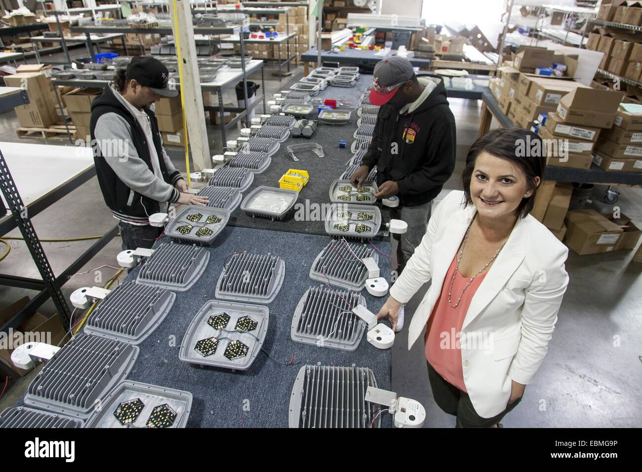 Esther Santos COO of Noribachi a LED lighting manufacturer for high output commercial and industrial applications. © Ringo Chiu/ZUMA Wire/Alamy Live News  sc 1 st  Alamy & Los Angeles California USA. 5th Nov 2014. Esther Santos COO of ... azcodes.com