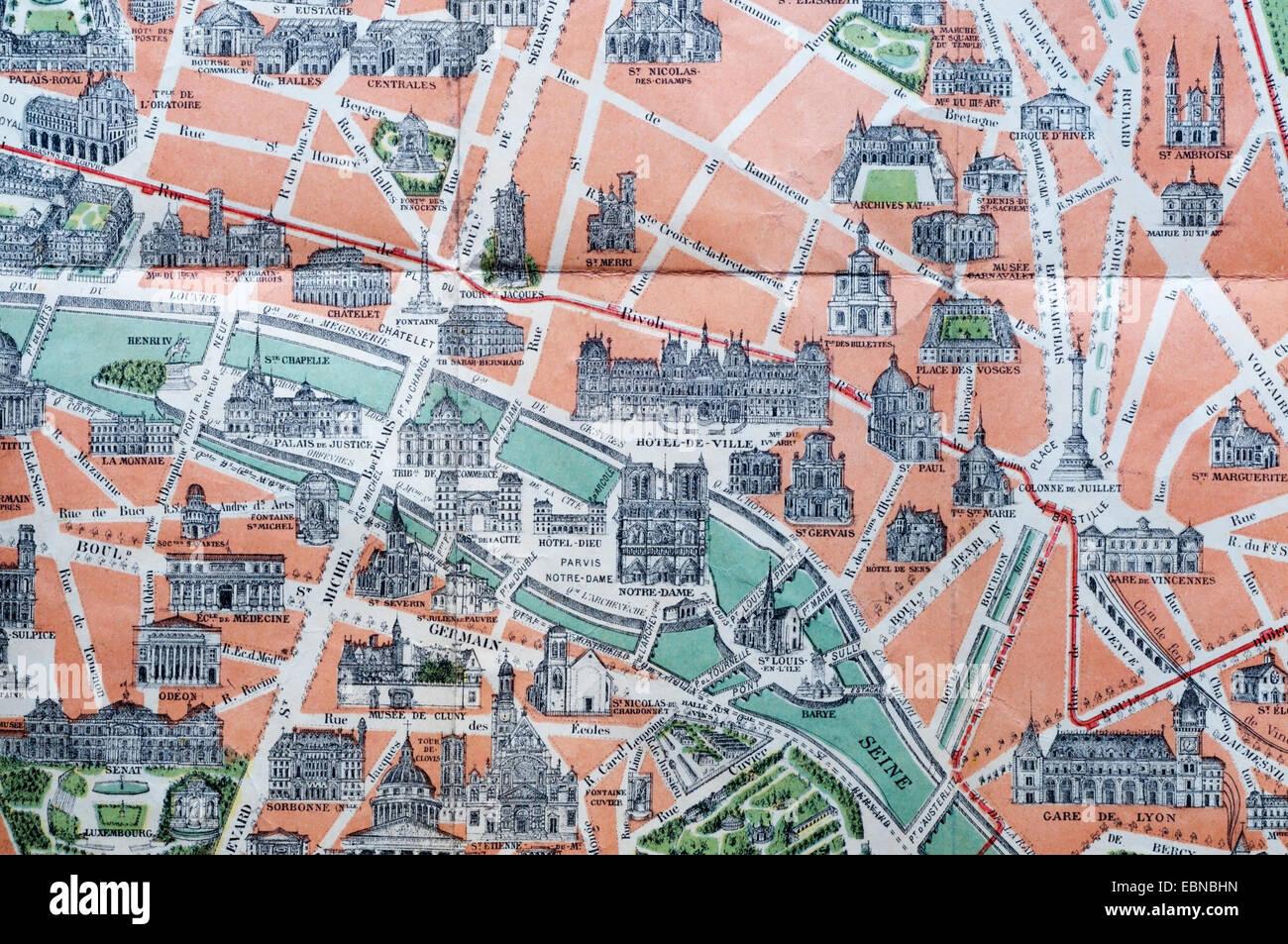 Maps Update 21051488 Tourist Paris Map Paris Printable Tourist – Tourist Map of Paris