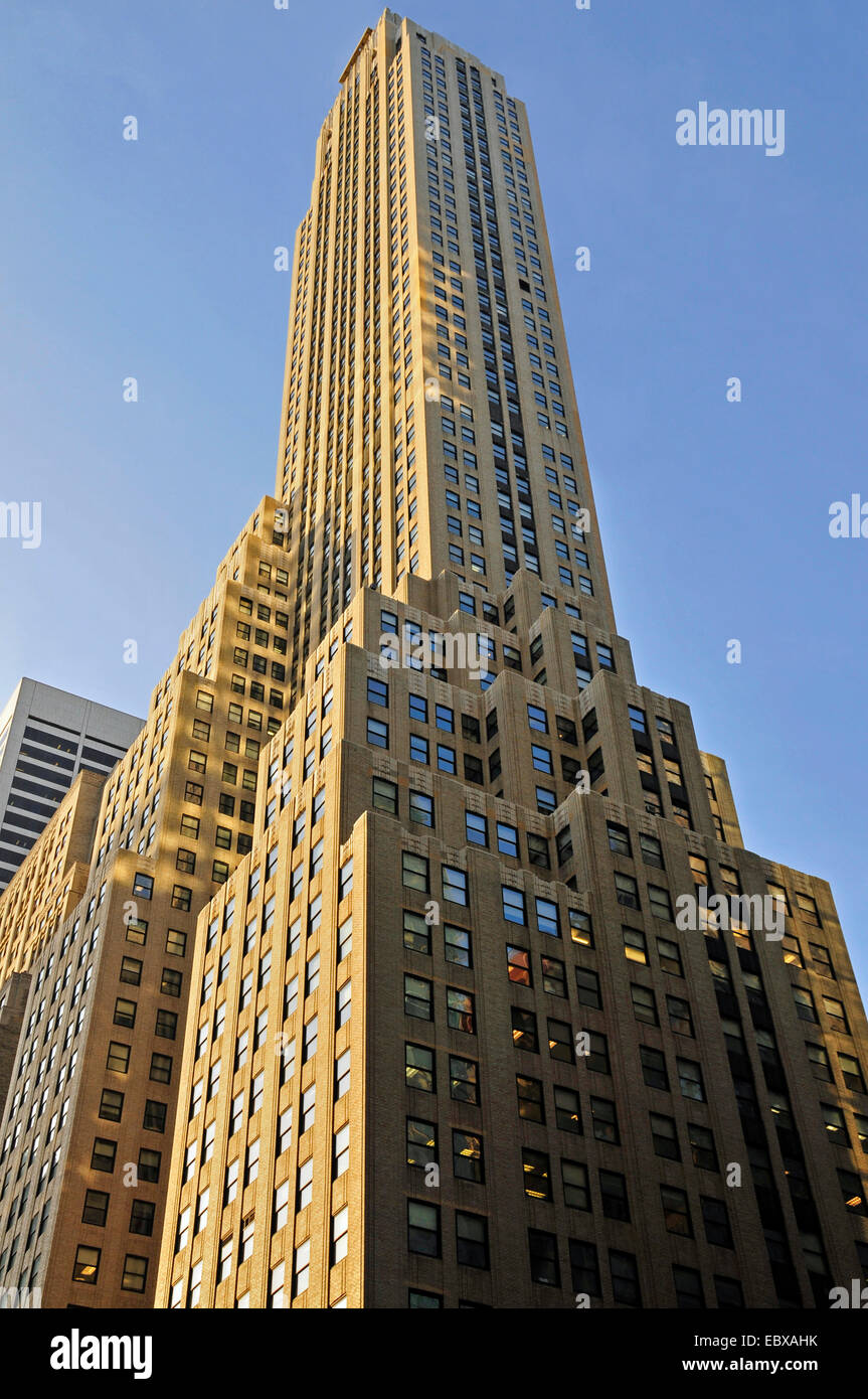 Art deco high rise building 500 fifth avenue usa for Deco new york