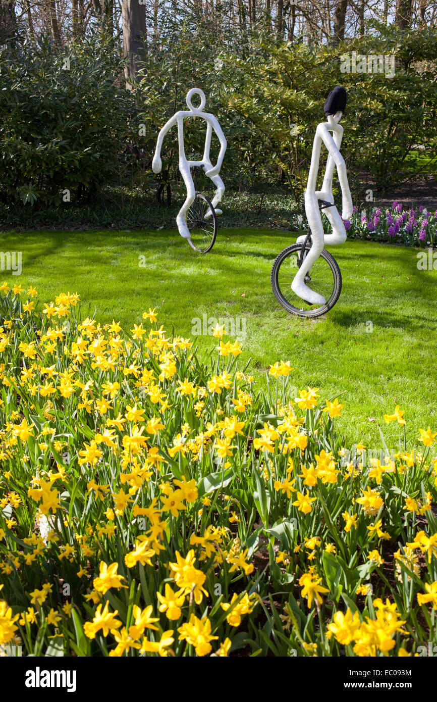Famous Flowers Park Keukenhof In Netherlands Also Known As