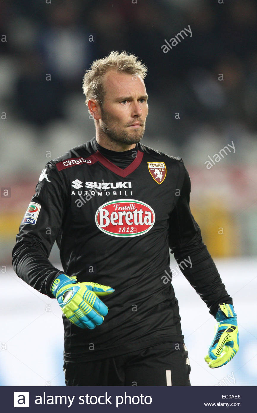 Turin, Italy. 6th Dec, 2014. Torino goalkeeper Jean Francois ...