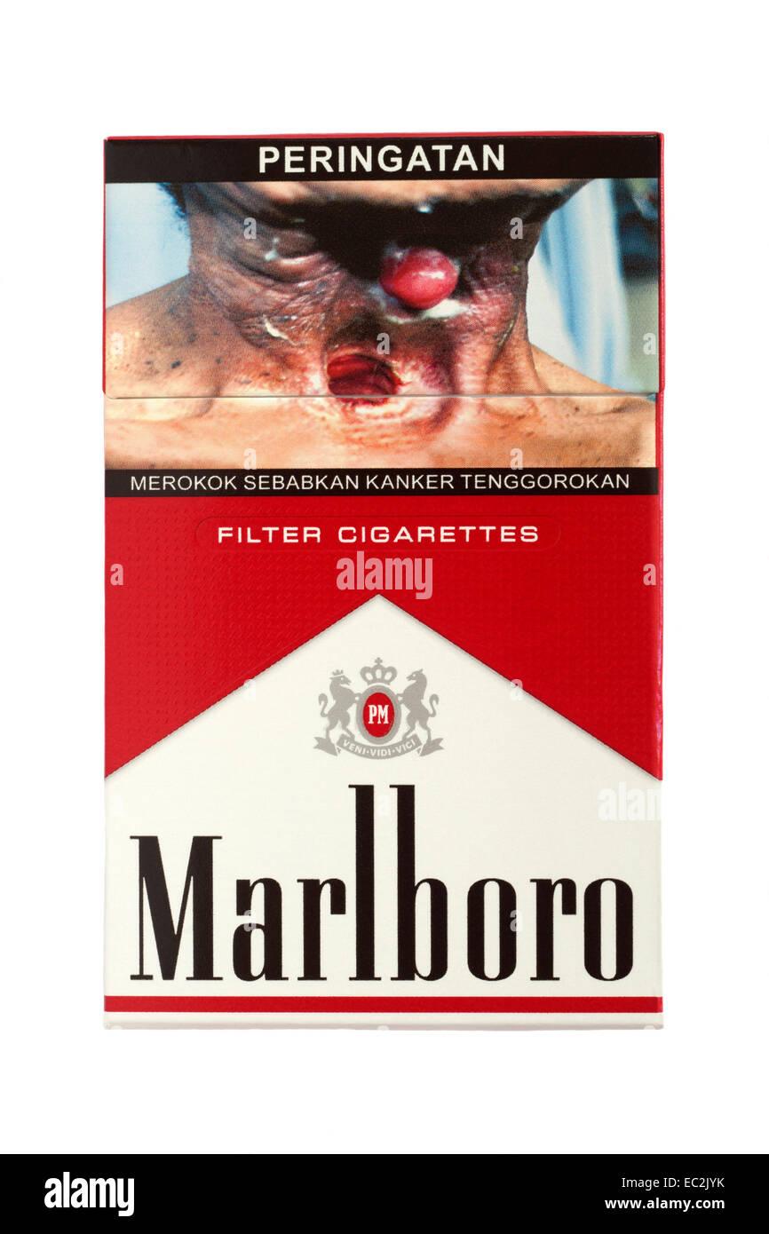 Brand cigarette Sweden
