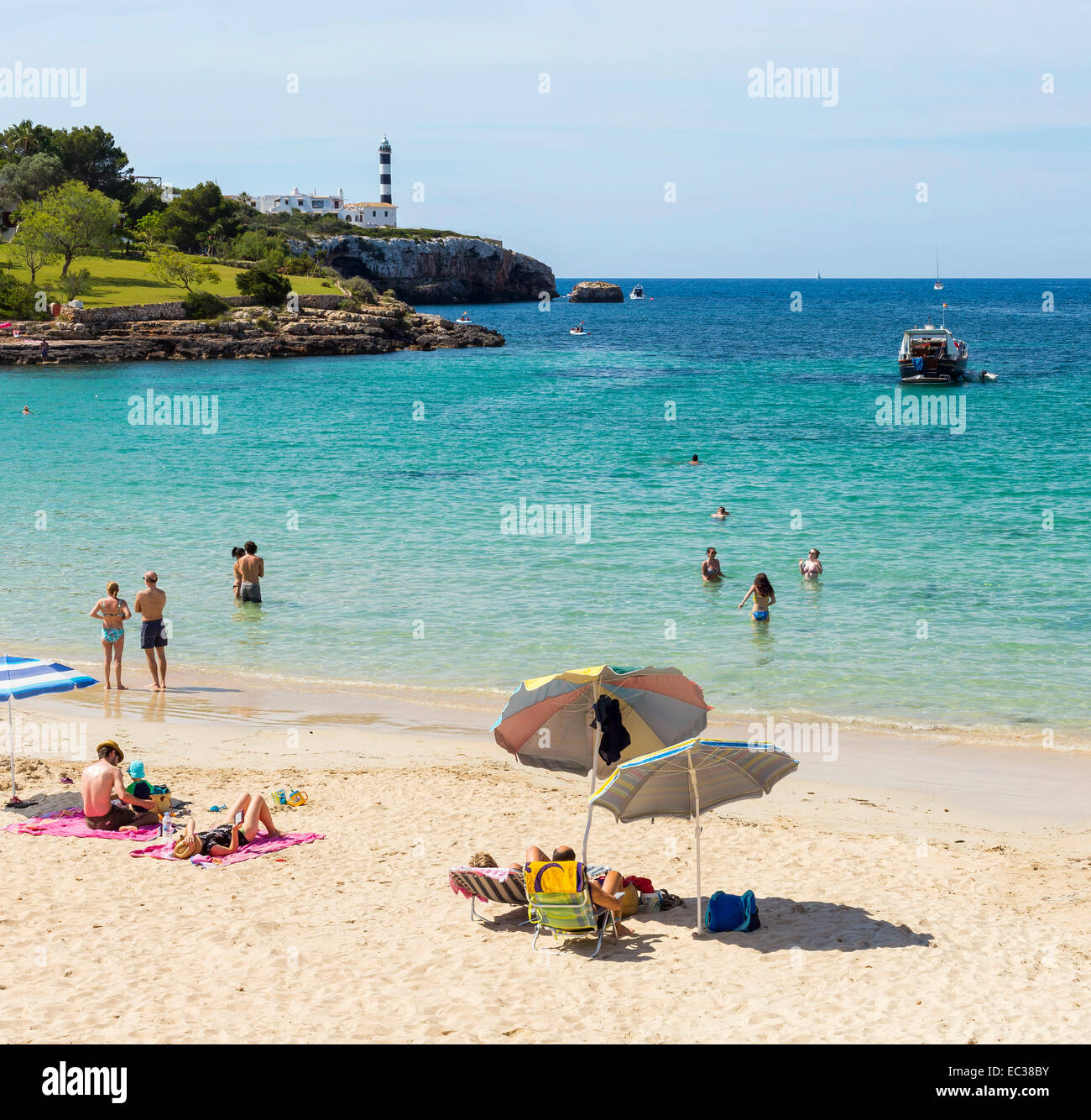City Beach of Porto Colom