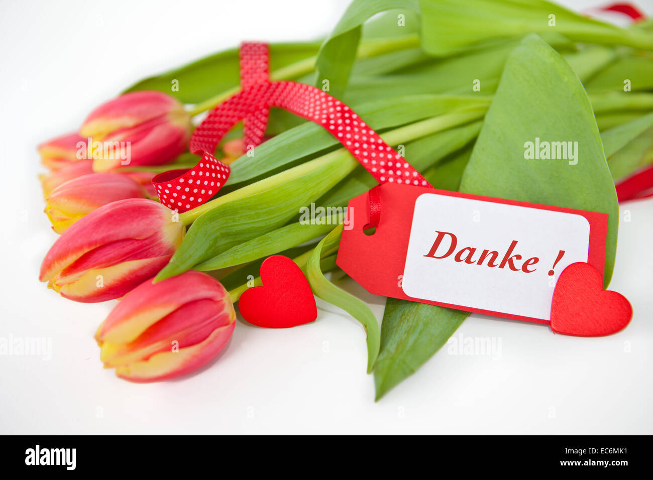 how to thank you in german