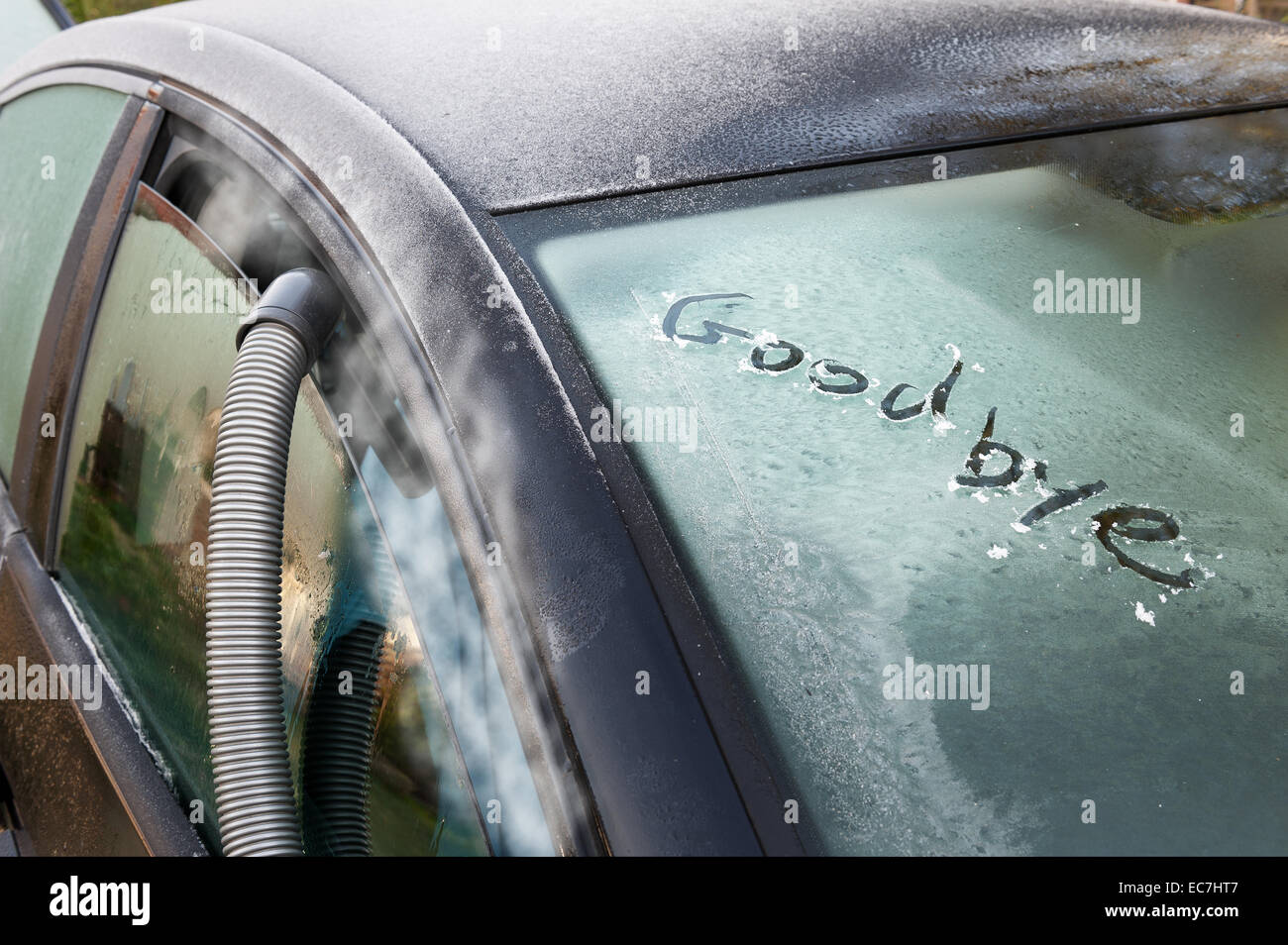 Carbon Monoxide Poisoning Suicide : tragic end and last call to life problems so sever resulting in stock photo 76385015 alamy ~ Russianpoet.info Haus und Dekorationen