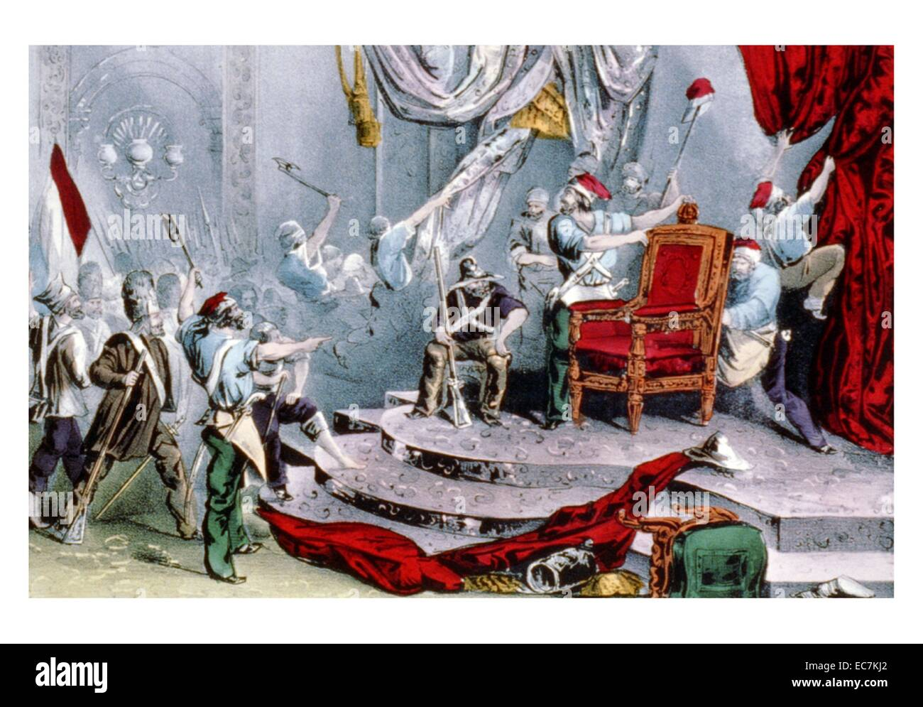 An account for the survival of the third french republic