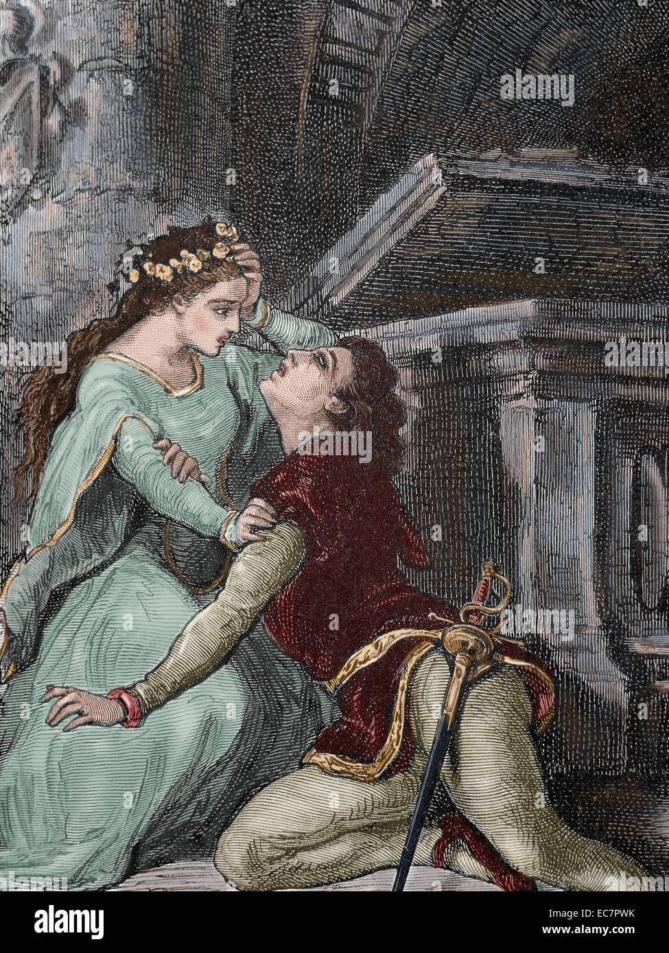 the poison to love in romeo and juliet by william shakespeare Romeo and juliet by william shakespeare  william act 5, scene 1 romeo and juliet  romeo there is thy gold, worse poison to men's souls.