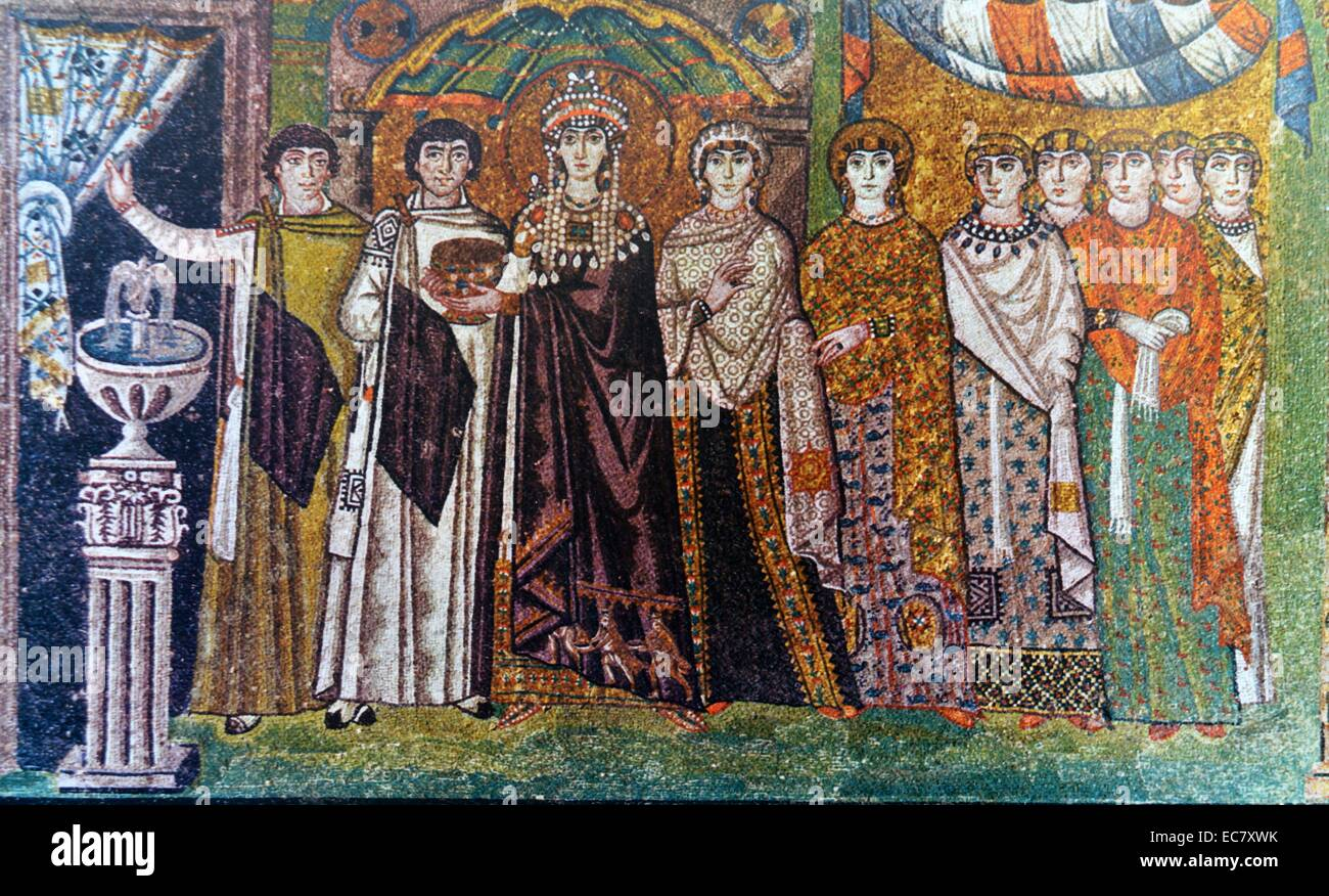 an analysis of the topic of theodora and the wife of justinian Justinian & theodora - lies 2 - extra history extra credits loading justinian and theodora - lies - extra history - duration: 18:15.