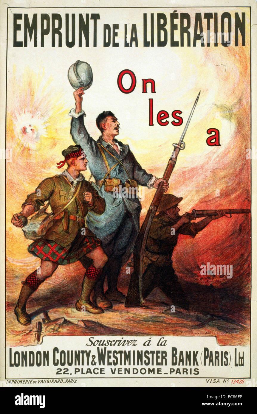 French World War One propaganda - 266.5KB