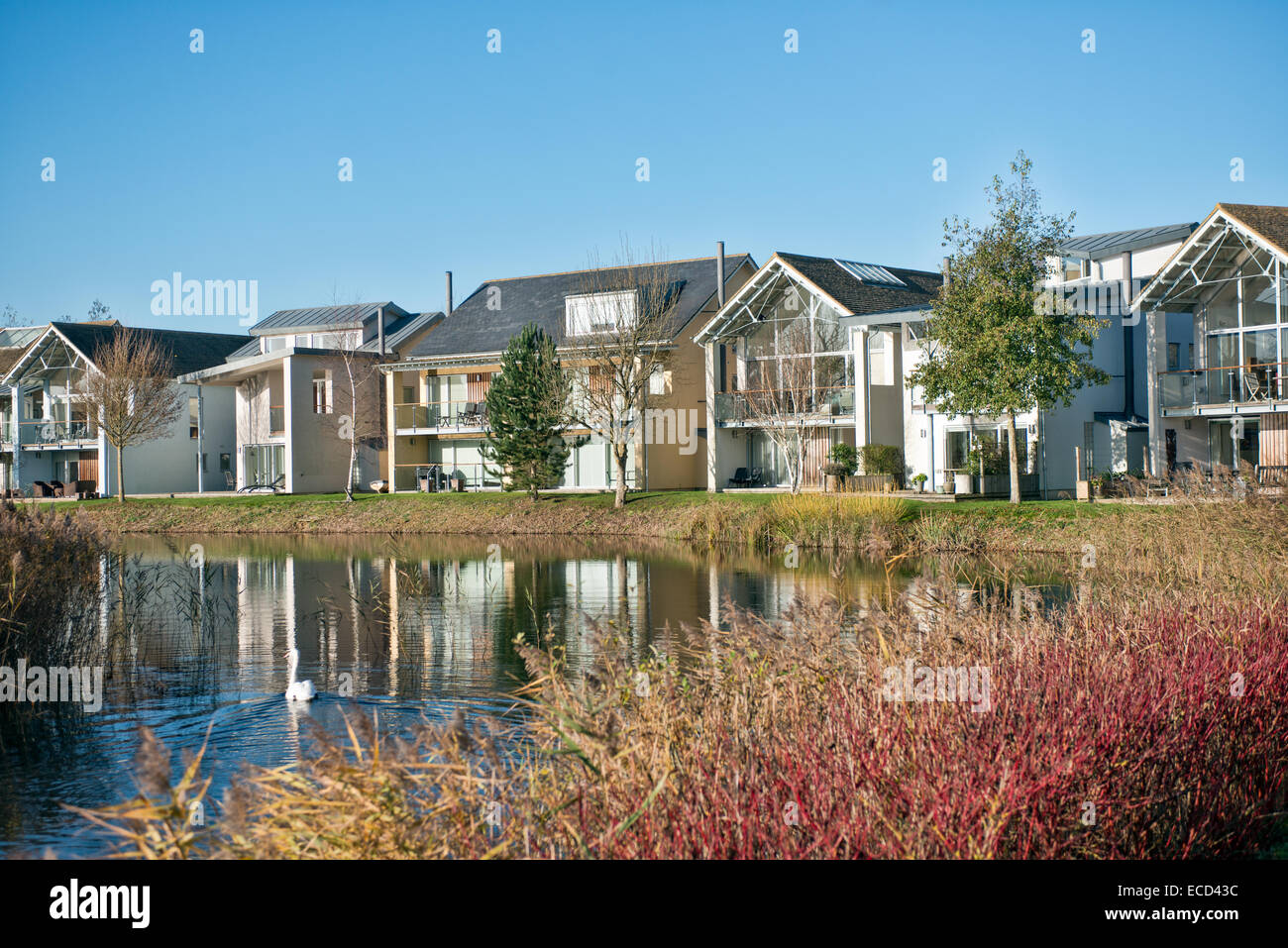 Investment Properties Holiday Homes Beside A Lake In The