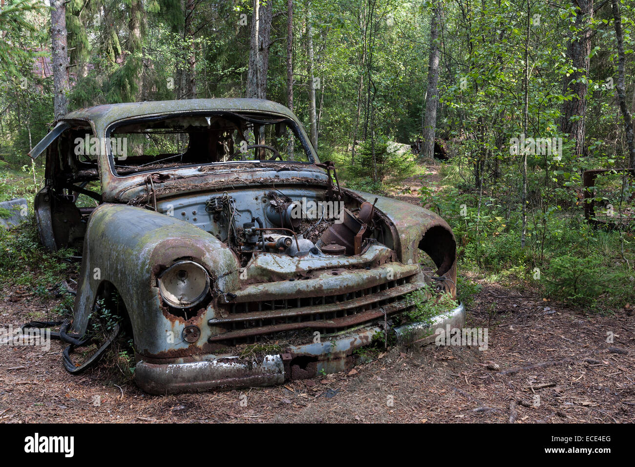 Nice Junk Car Pictures Inspiration - Classic Cars Ideas - boiq.info