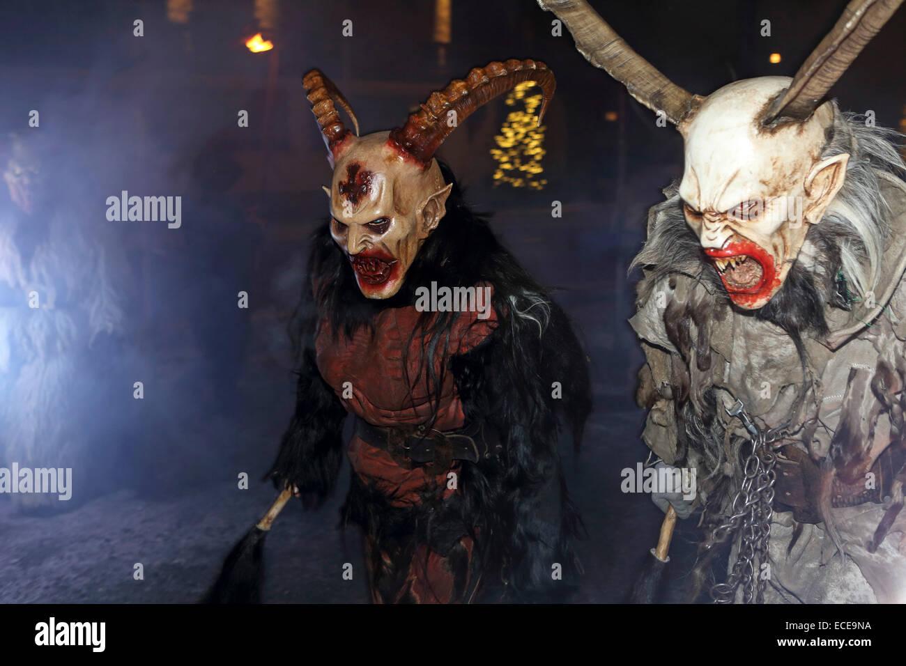 Krampus Night Stock Photos & Krampus Night Stock Images - Alamy