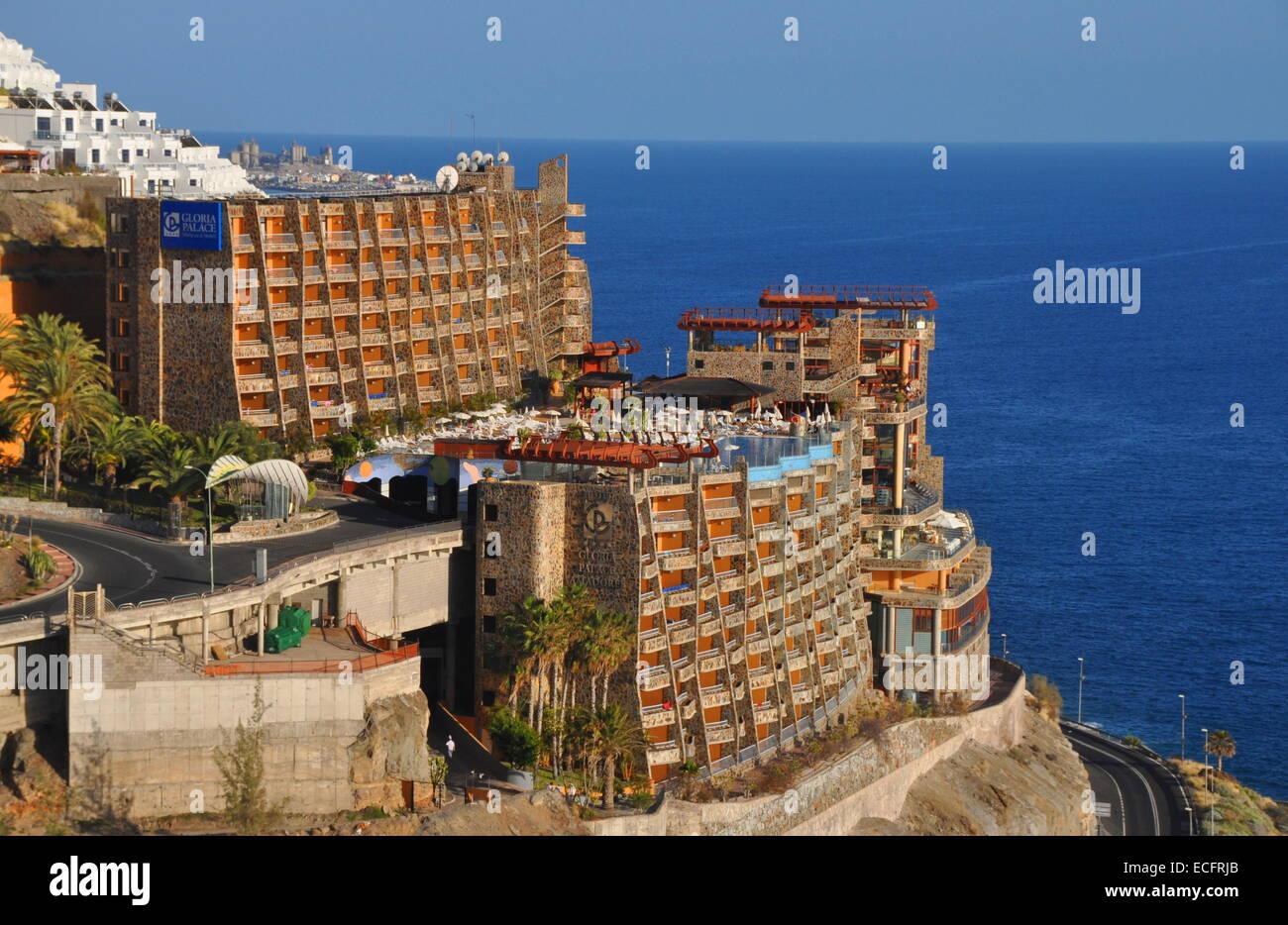 Gloria Palace Hotel Puerto Rico Gran Canaria
