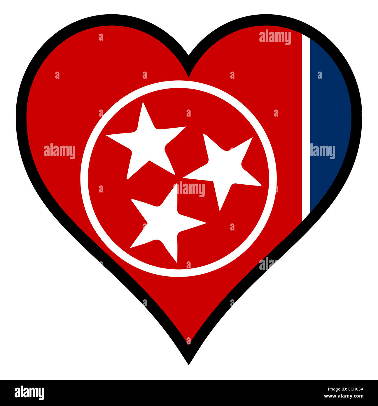 Tennessee state flag within a heart all over a white background tennessee state flag within a heart all over a white background biocorpaavc Images