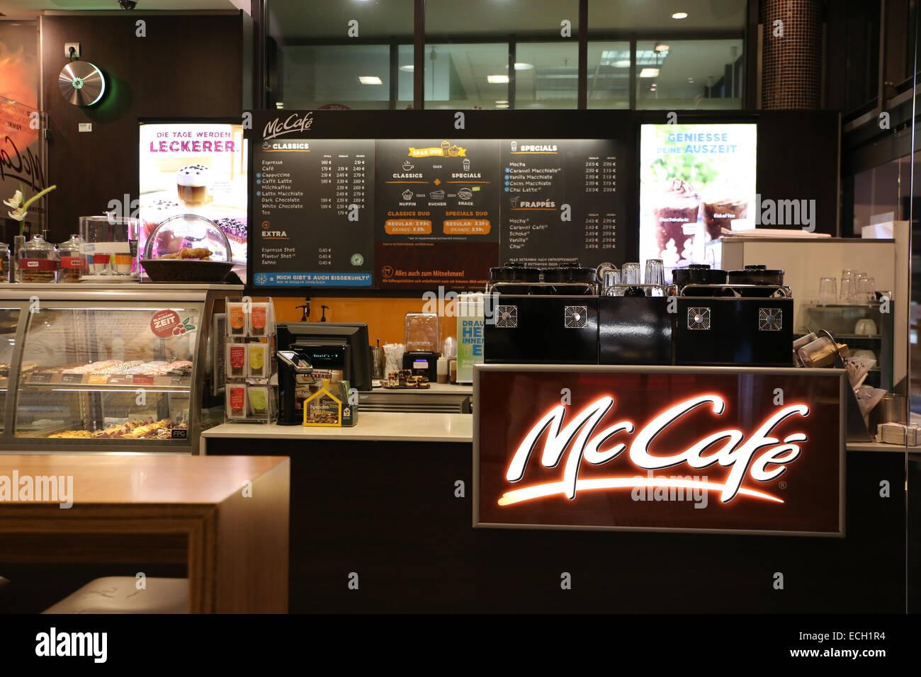 Mcdonalds Cafe Prices Uk