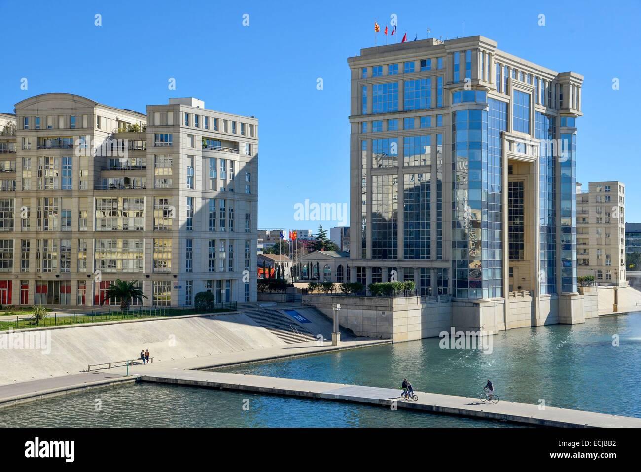 France herault montpellier port marianne district - Horaire poste montpellier port marianne ...