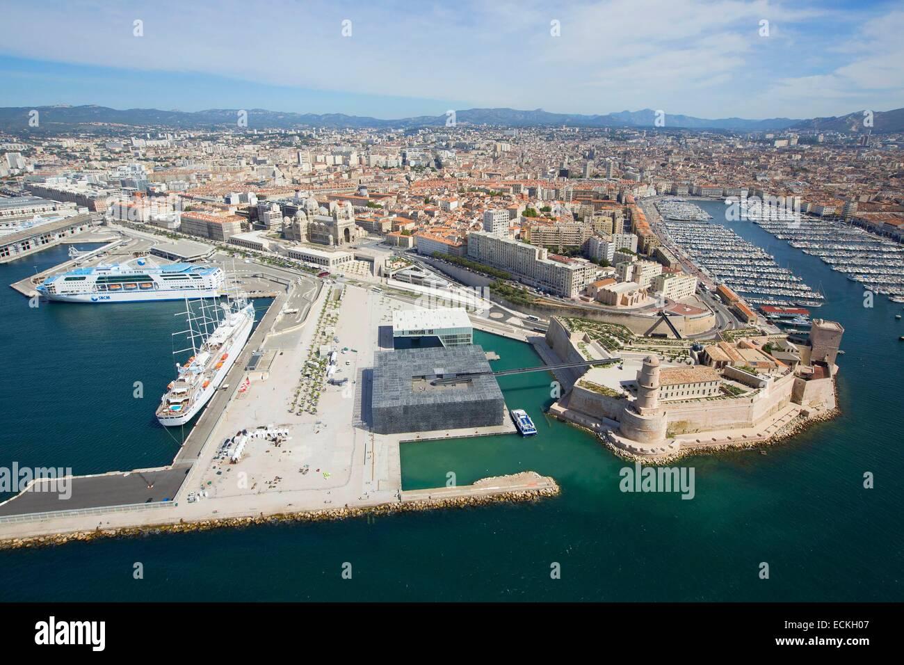 France bouches du rhone marseille euromediterranee area for Marseille bouche du rhone