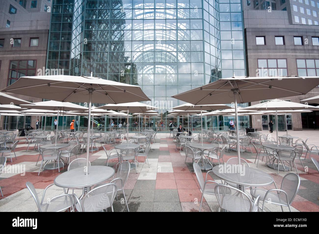 usa new york city manhattan the winter garden pavillon of the