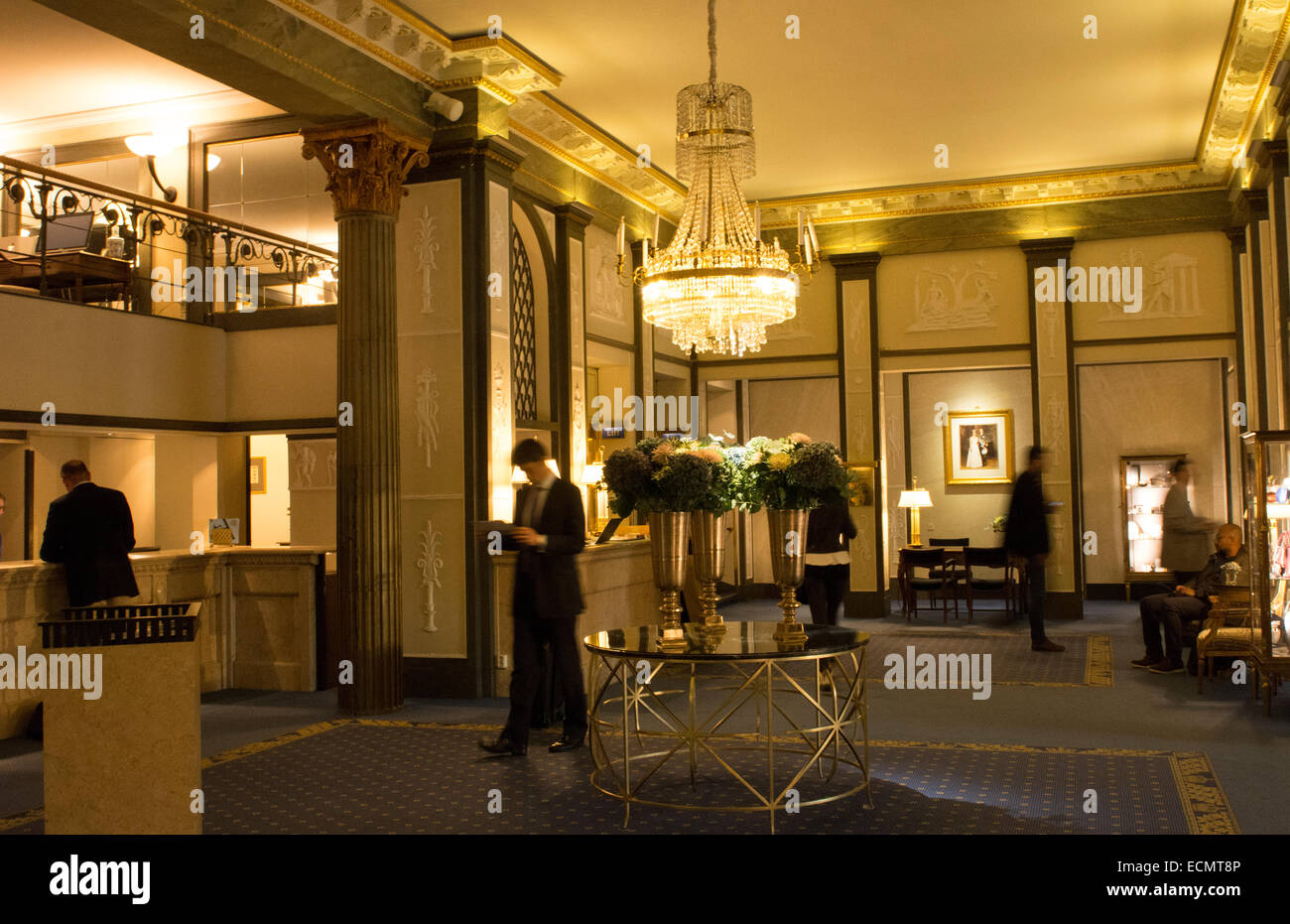 Stockholm sweden exclusive grand hotel lobby expensive for Exclusive luxury hotels