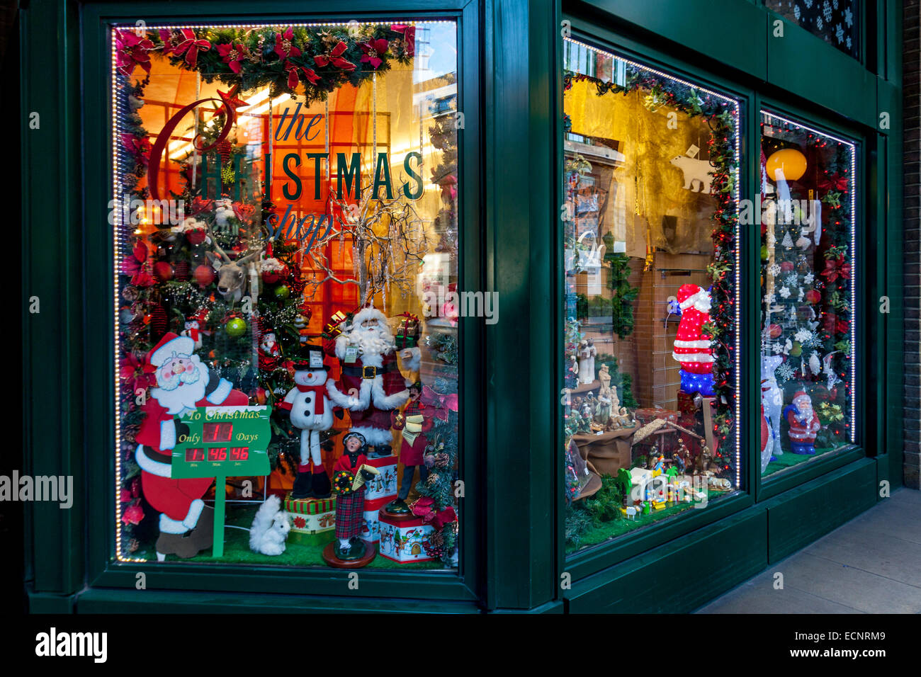 The christmas shop hay 39 s galleria london england stock for The christmas store