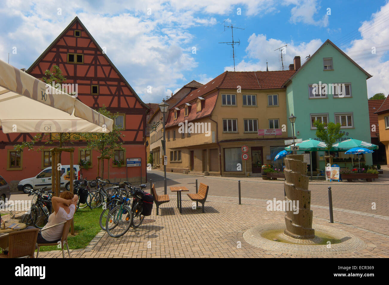 Romantische Strasse Stock Photos & Romantische Strasse Stock ...