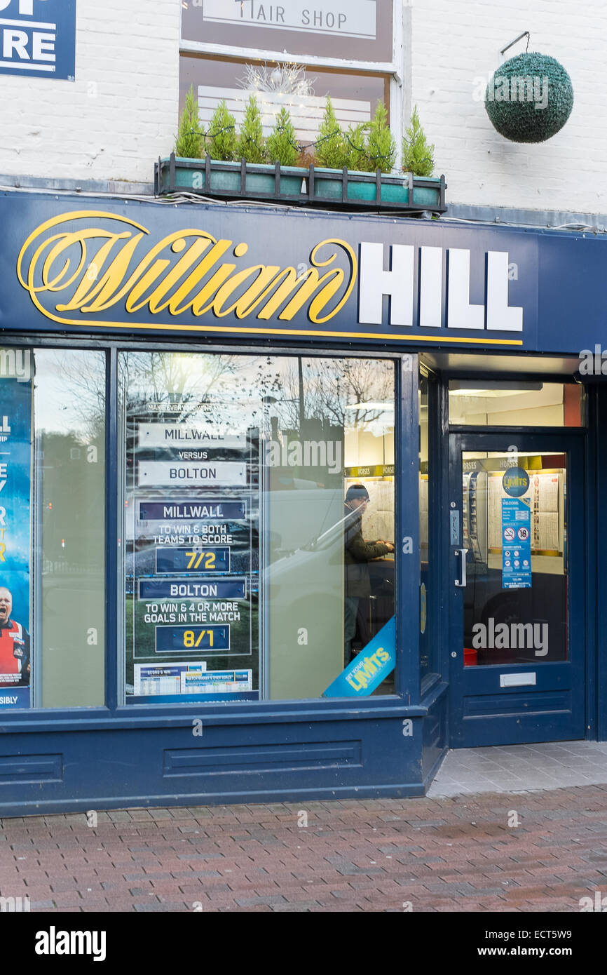 William hill salisbury tunica gambling review