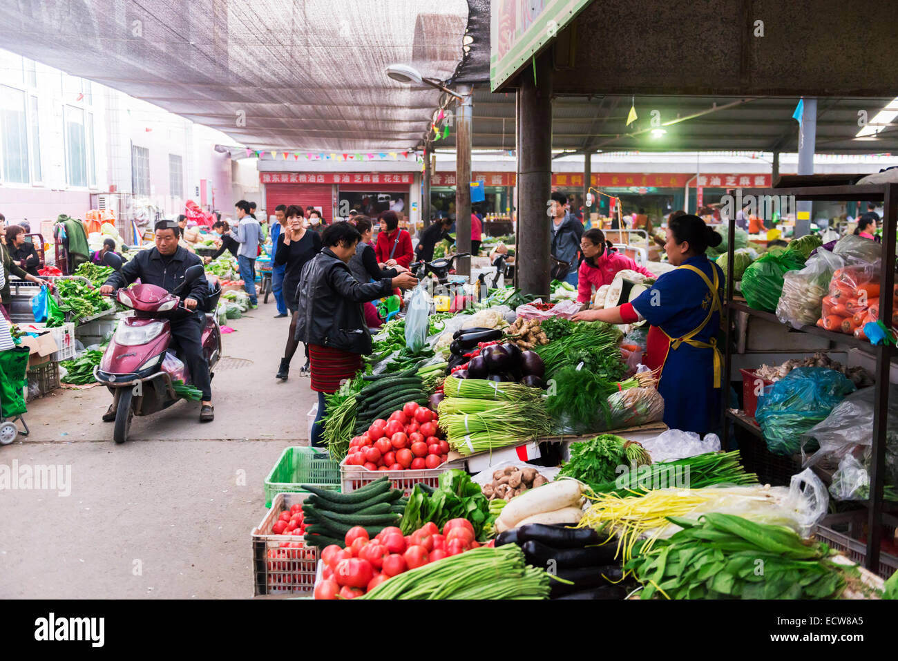 Whole foods market selling chinas produce