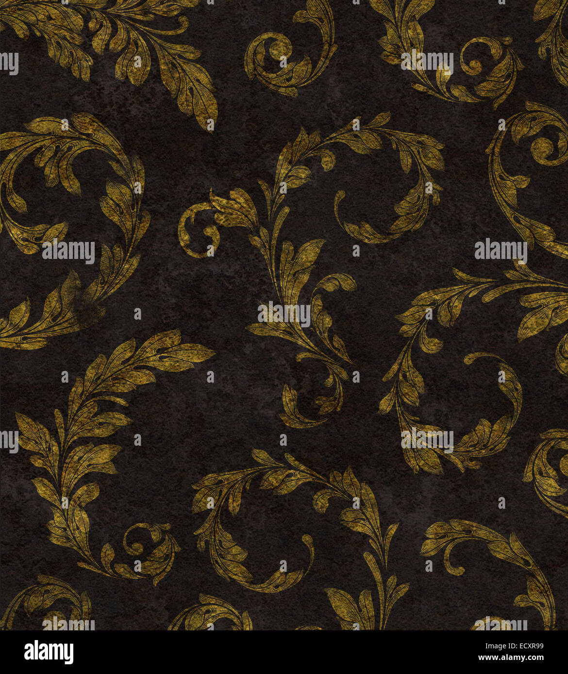elegant black and gold background texture stock photo