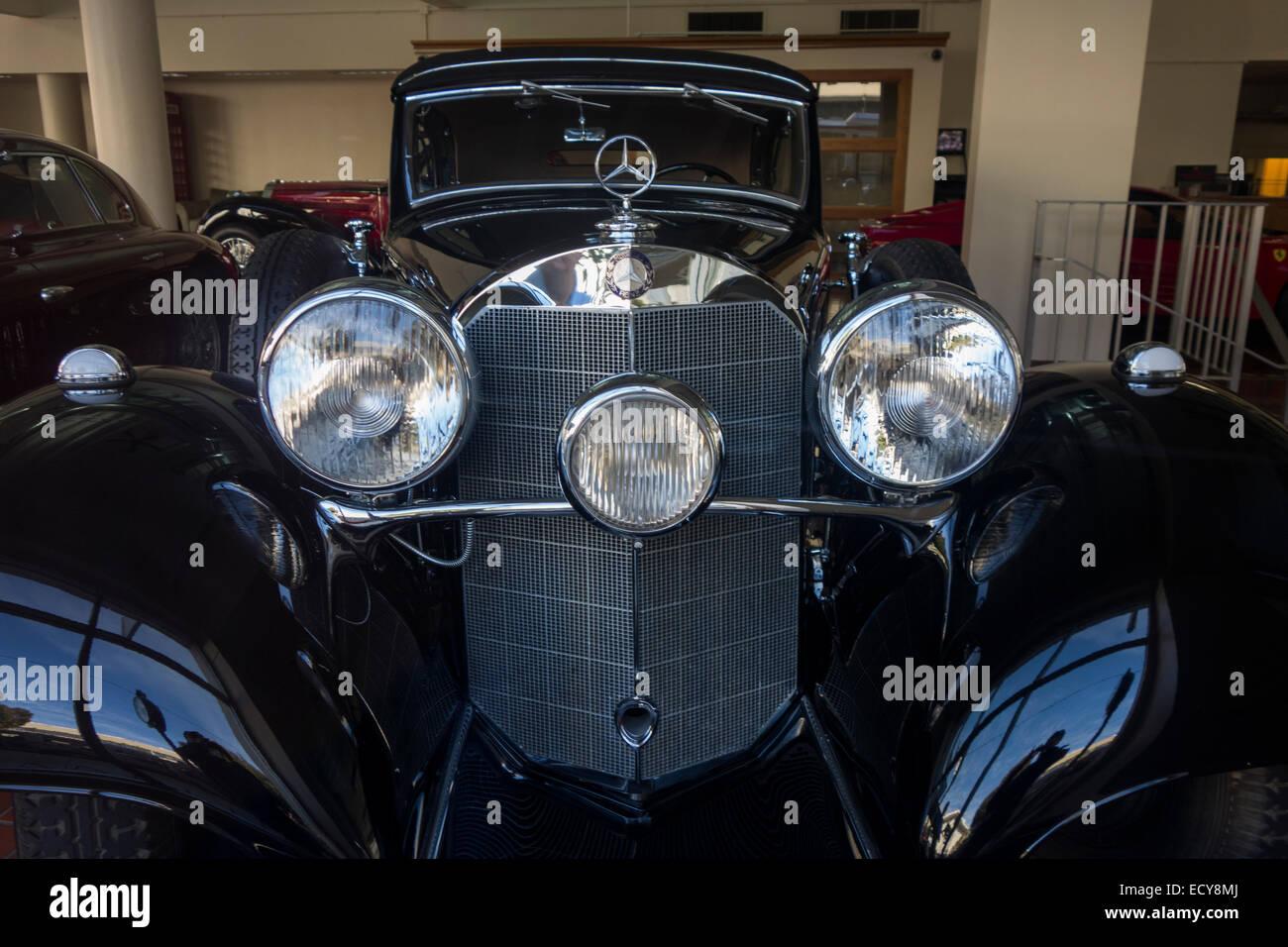 antique car dealership in San Francisco CA Stock Photo, Royalty Free ...