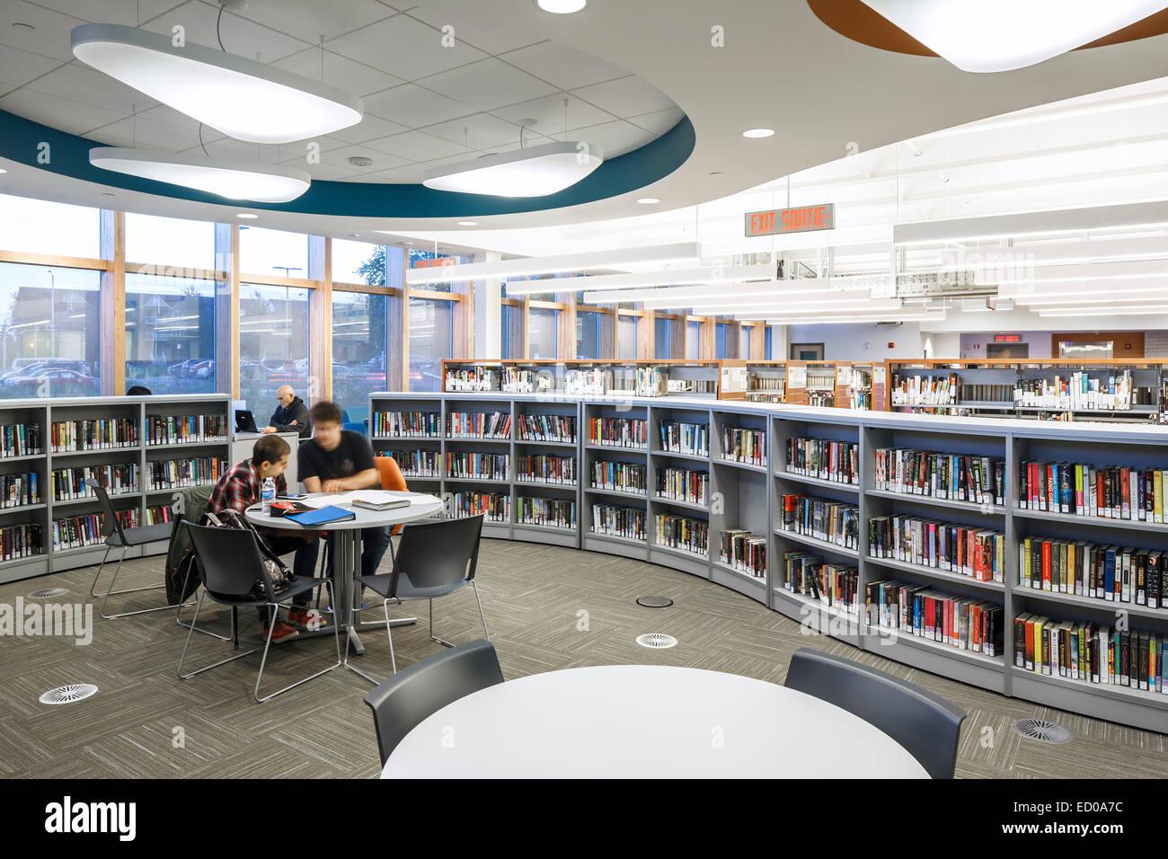 Ottawa Public Library Room