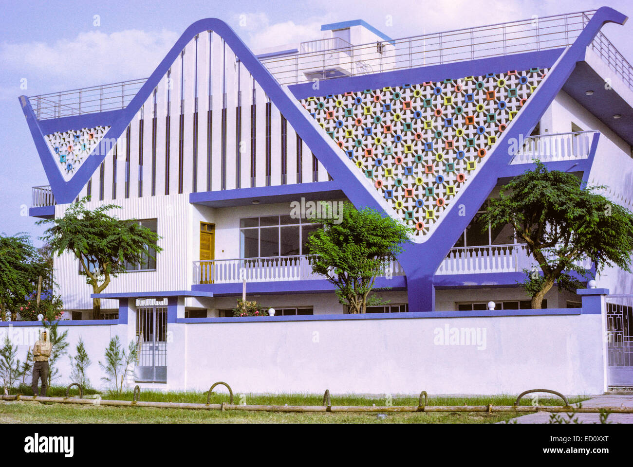 Kuwait march 1968 modern architecture popular in the for Architecture 1960