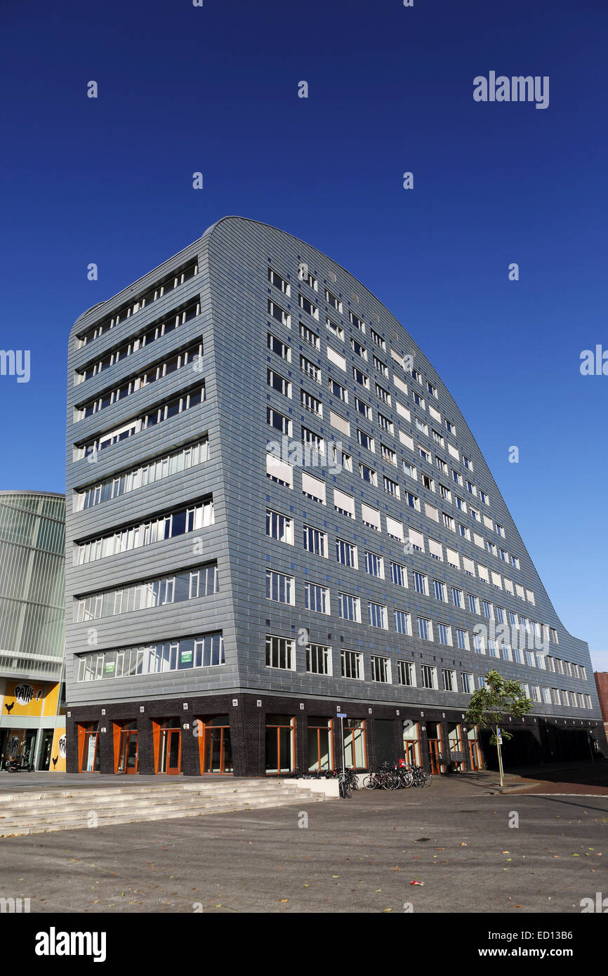 Modern Architecture Netherlands modern architecture in breda, the netherlands. the building has a