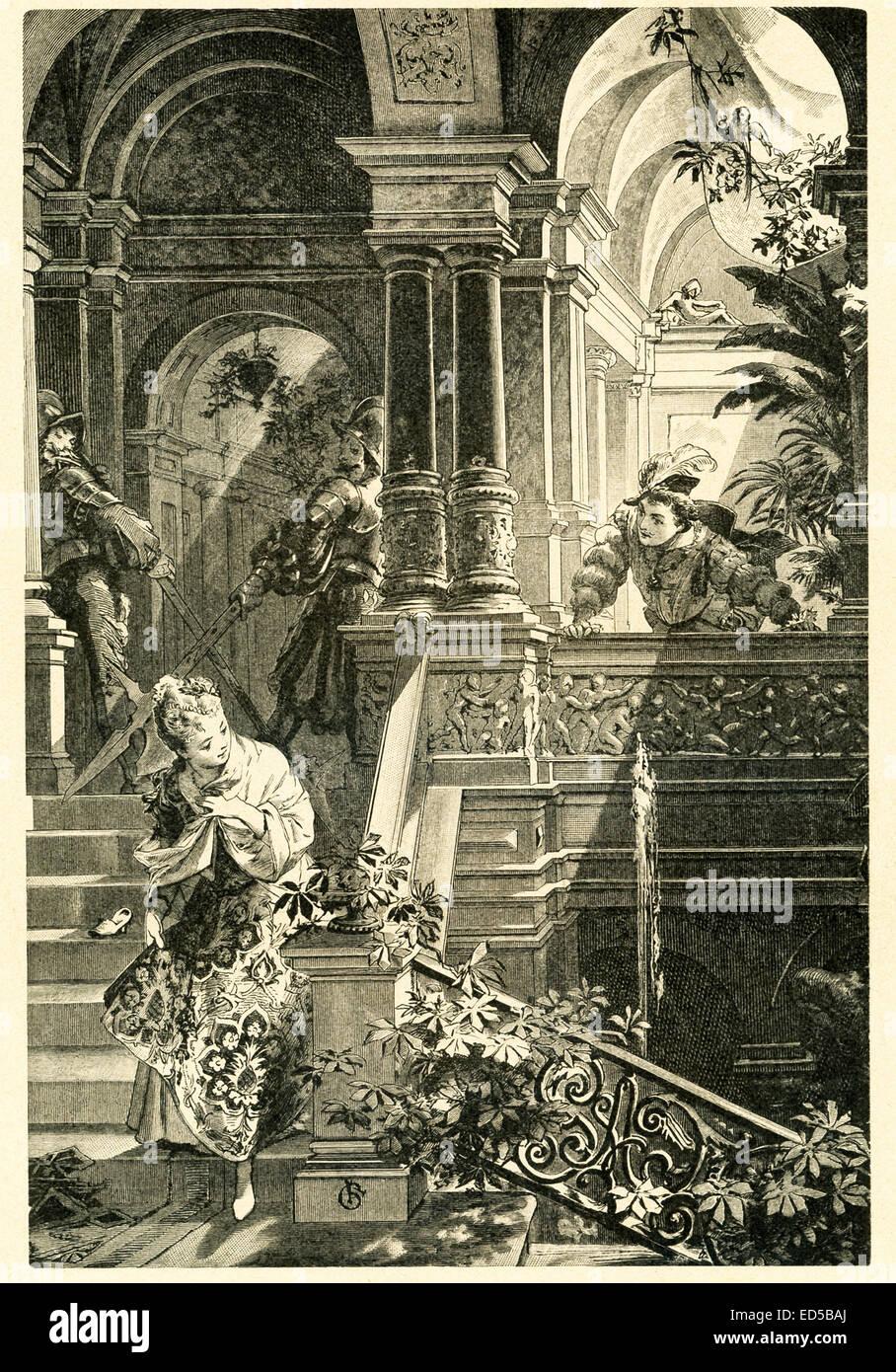 jacob and wilhelm grimm cinderella Cinderella grimm, jacob and wilhelm 1909-14 household tales the harvard classics fiction harvard classics jacob and wilhelm grimm household tales previous.