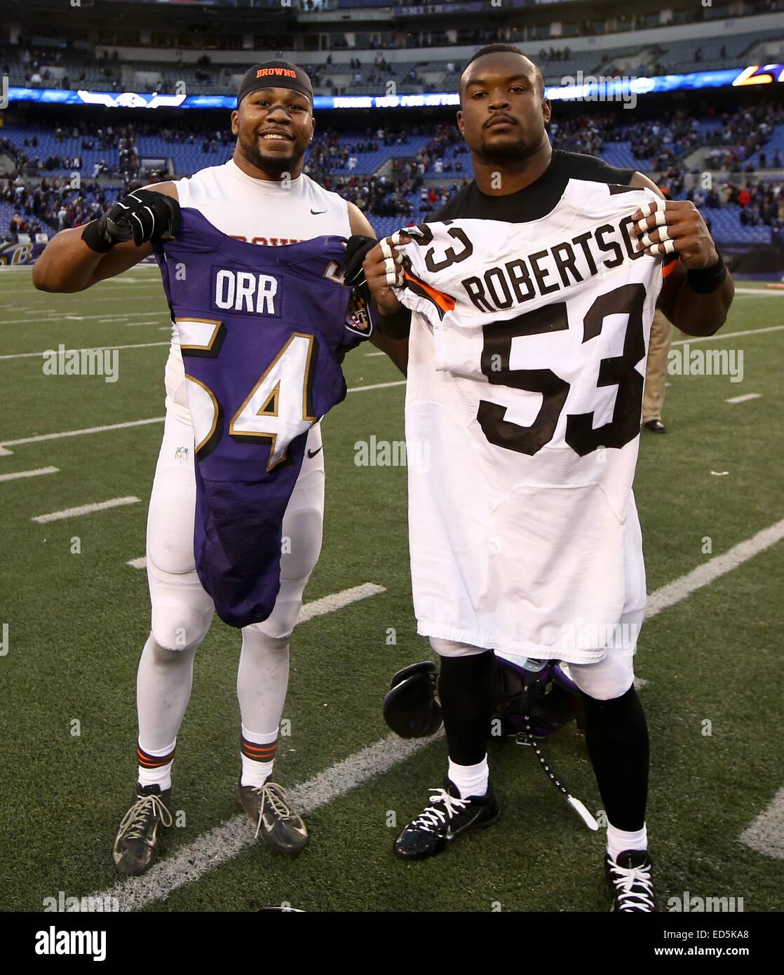 LIMITED Baltimore Ravens Zach Orr Jerseys