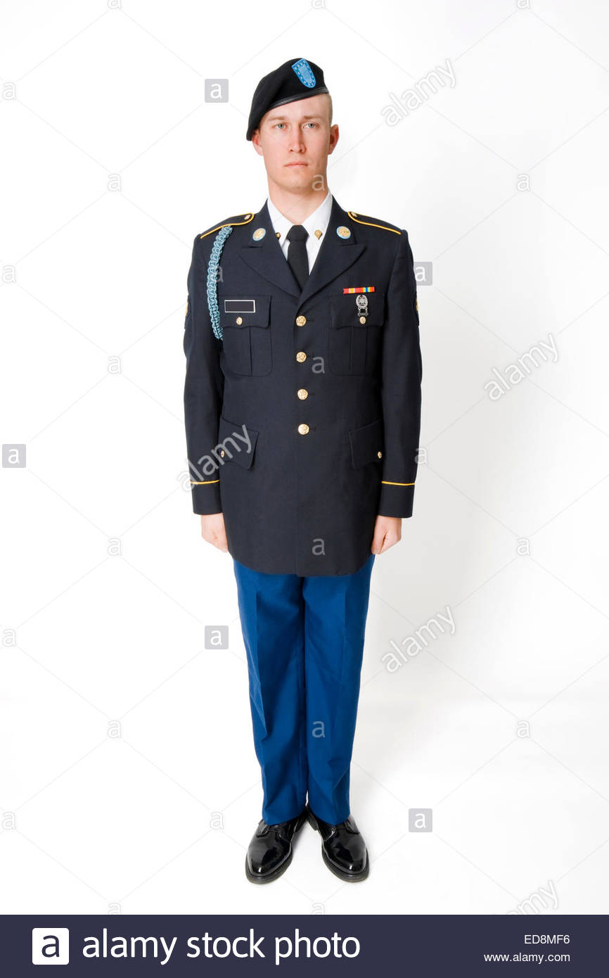 Army Class A Dress Uniform 54