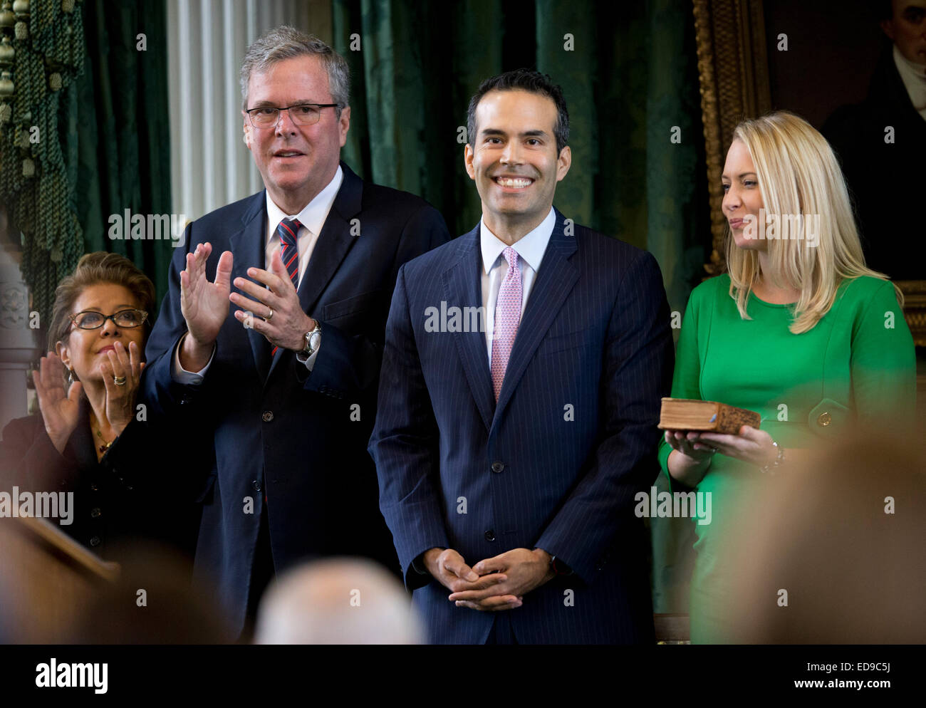 george p bush parents - photo #11