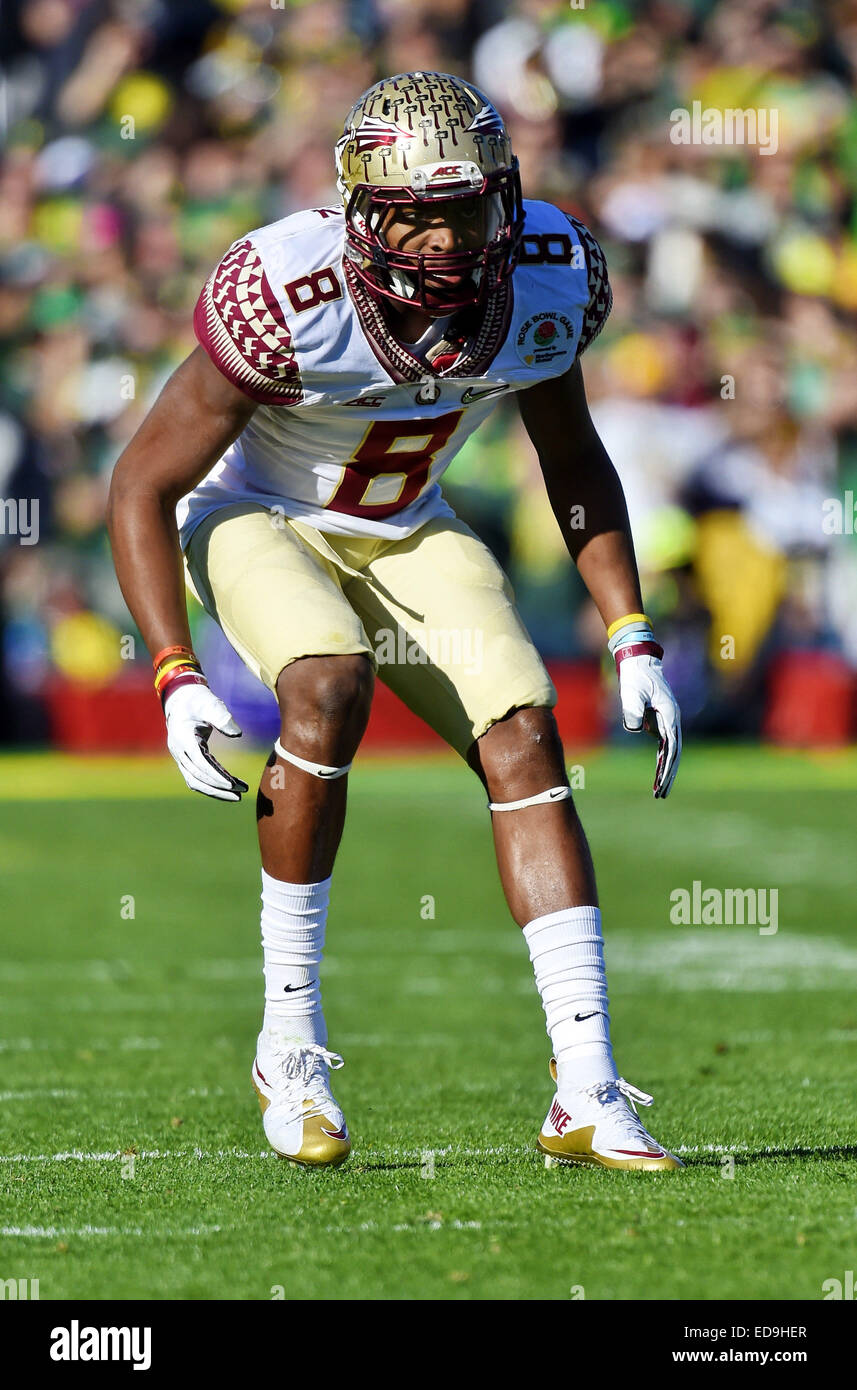 January 1 2015 Jalen Ramsey of the Florida State Seminoles in