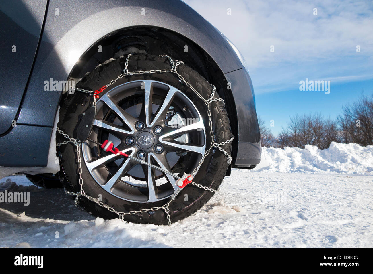 Front Wheel Drive Car Chains