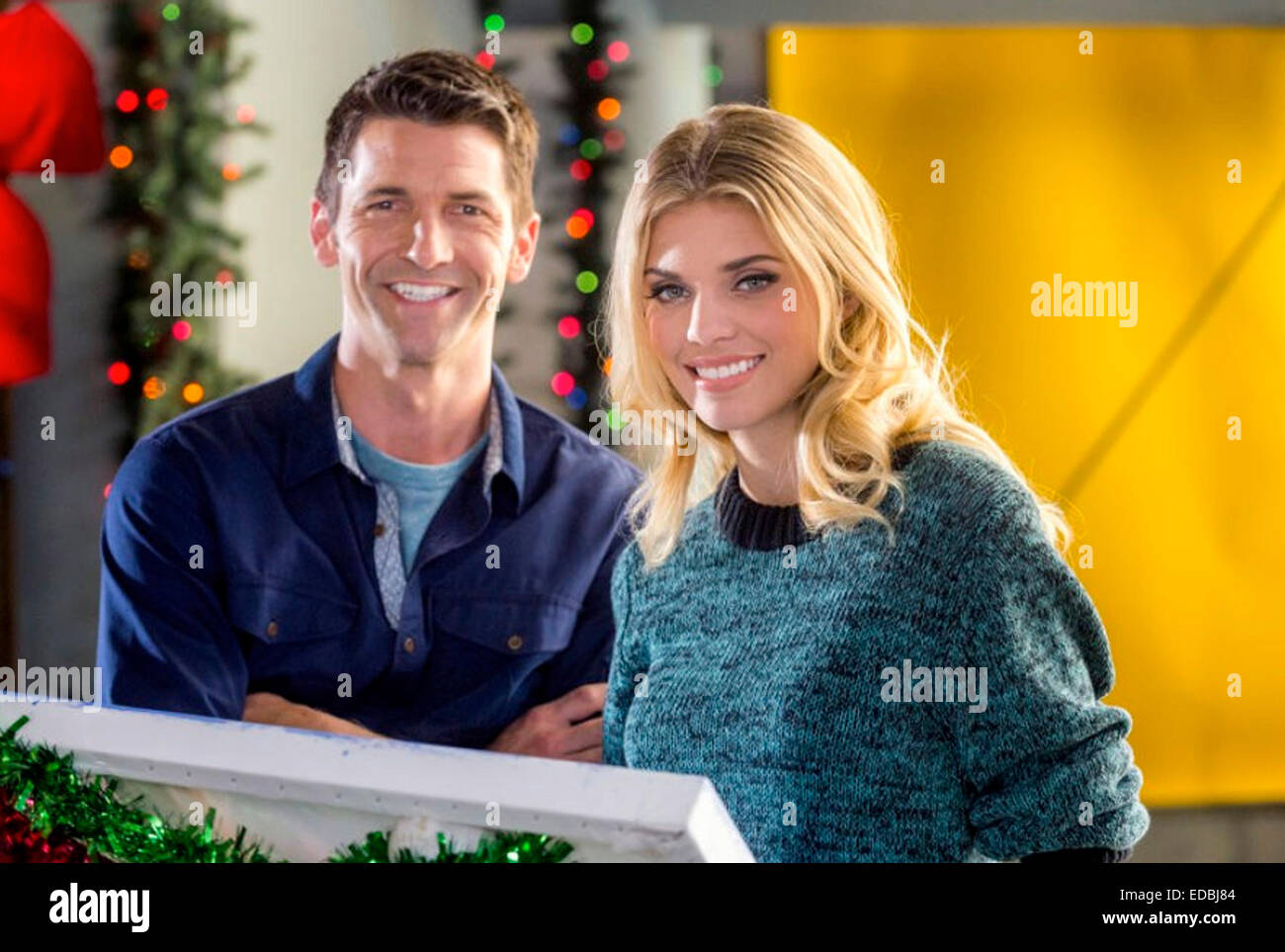 THE CHRISTMAS PARADE 2014 Hallmark Channel film with AnnaLynne ...