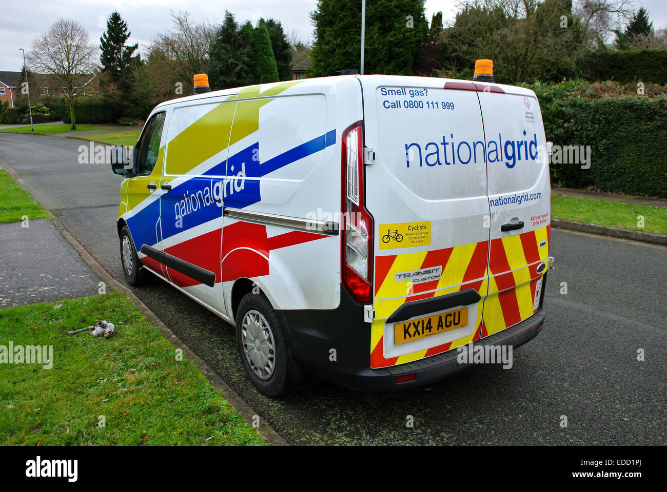 Grid gas stock photos grid gas stock images alamy national grid gas van biocorpaavc Image collections