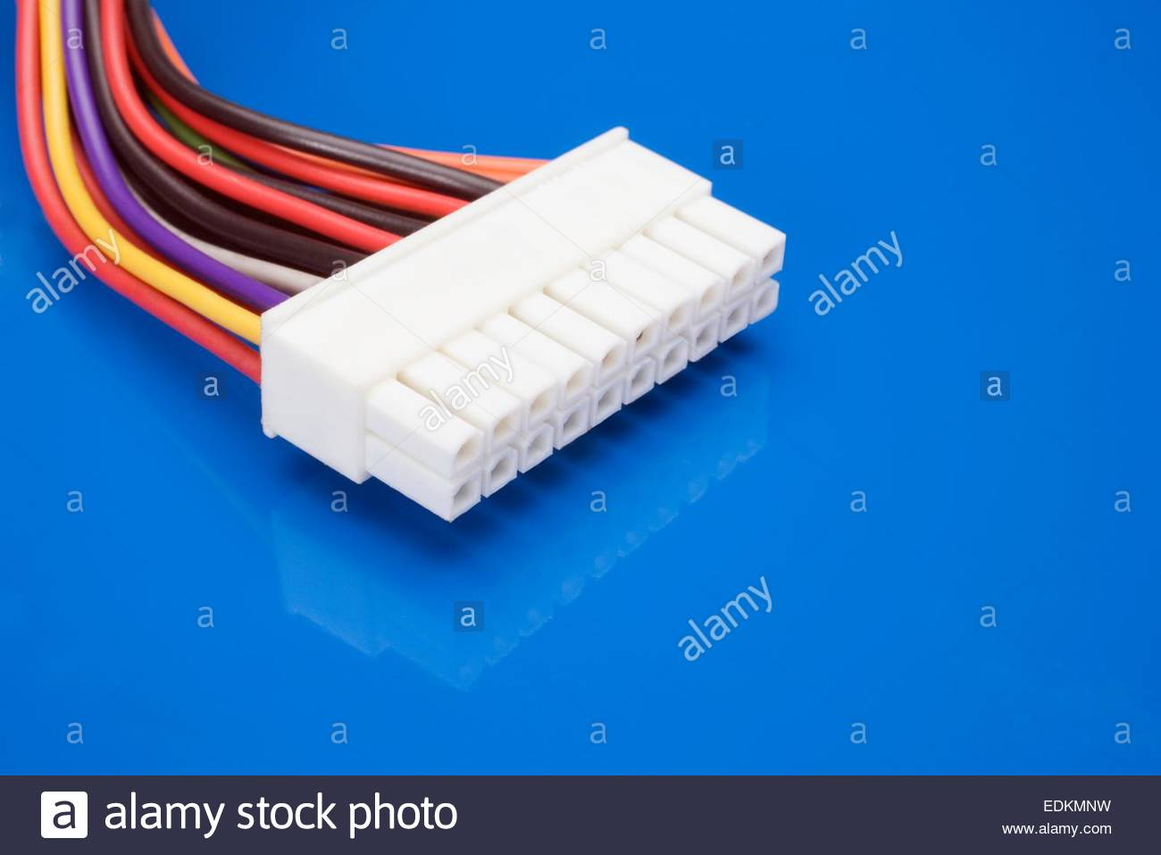 Stock Photo - Wires and Wires