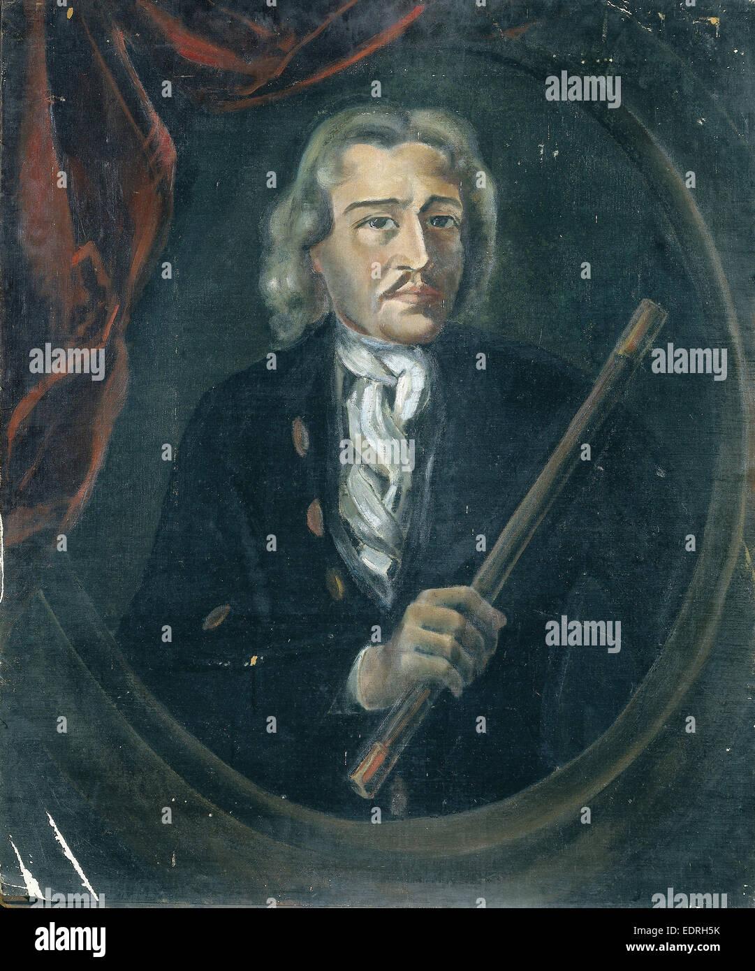 Joan van hoorn 1653 1711 governor general 1704 09 - De breuyn mobel ...